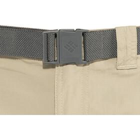 Columbia Silver Ridge II Pantalones convertibles Hombre, tusk